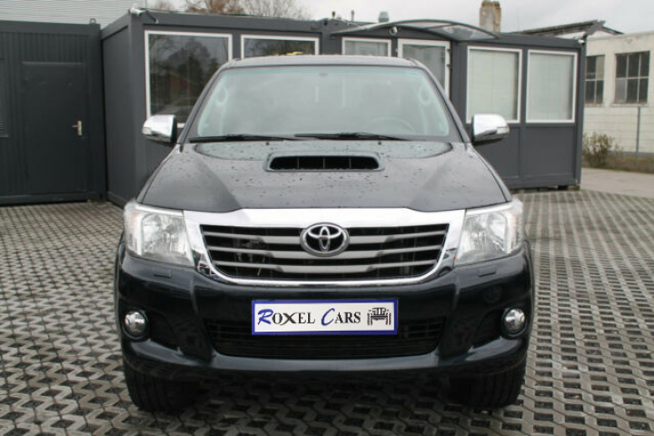 TOYOTA HILUX RC2 DOUBLE CABINE